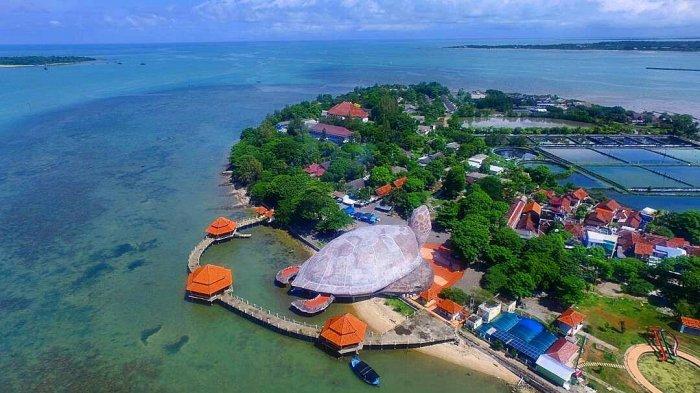 Keindahan Pantai Kartini Wisata Di Tengah Kota Jepara
