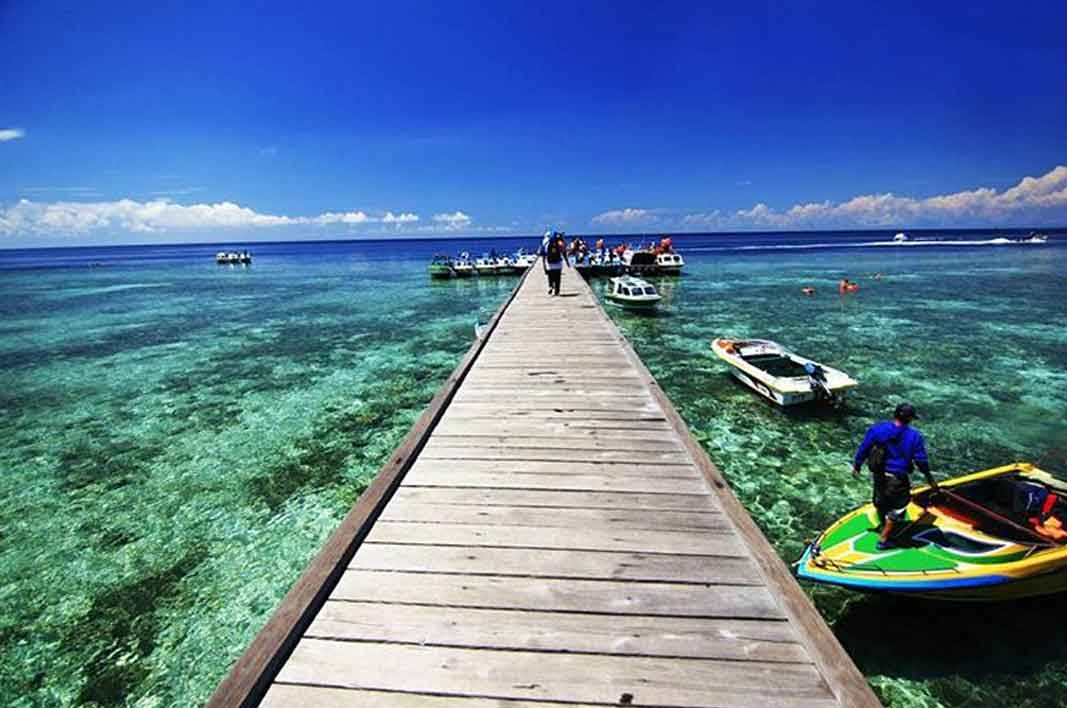Derawan, Surga Wisata Kalimantan Timur
