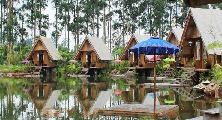 Destinasi Wisata Di Lembang, Bandung yang asri di tahun 2020