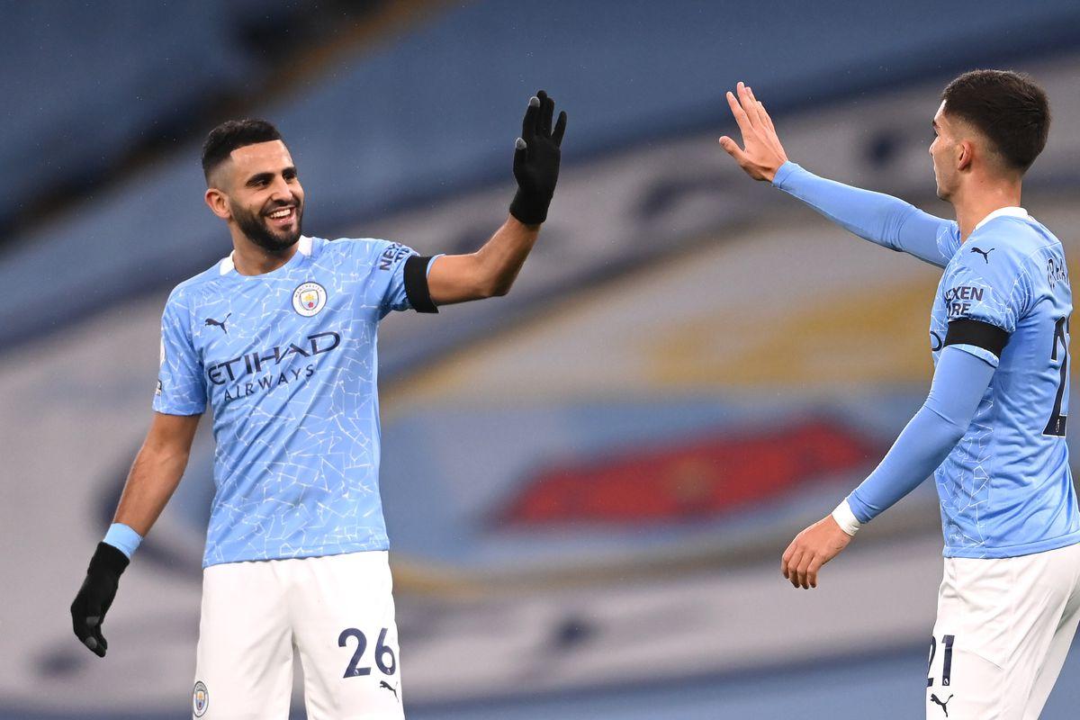 PSG Nyatakan Siap 'Membajak' Riyad Mahrez saat Manchester City Kena Sanksi UEFA